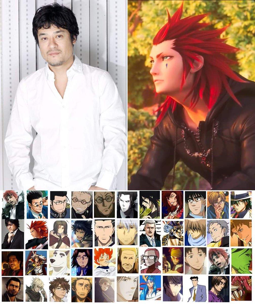 Voice actor Keiji Fujiwara dies aged 55