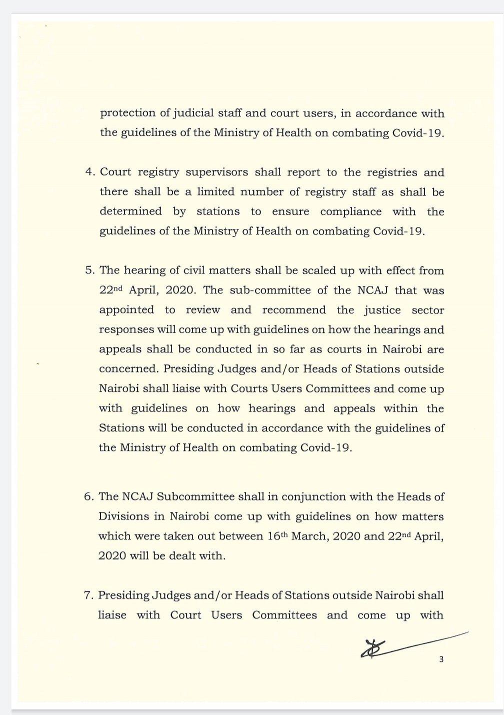 COVID-19: LSK President Nelson Havi Reveals Where DCI Will ...
