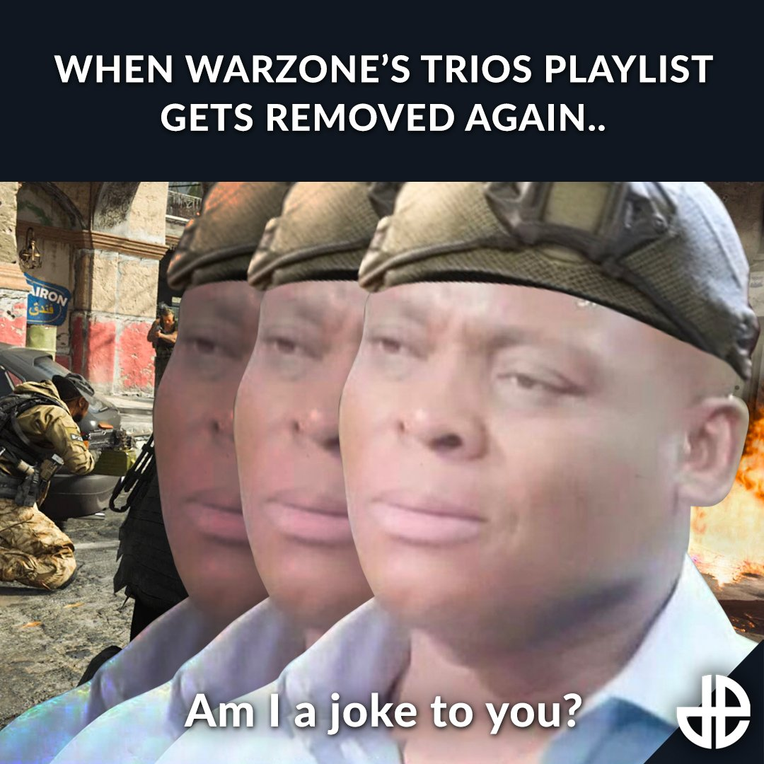 Dexerto Call Of Duty Warzone On Twitter Tag Your Trio