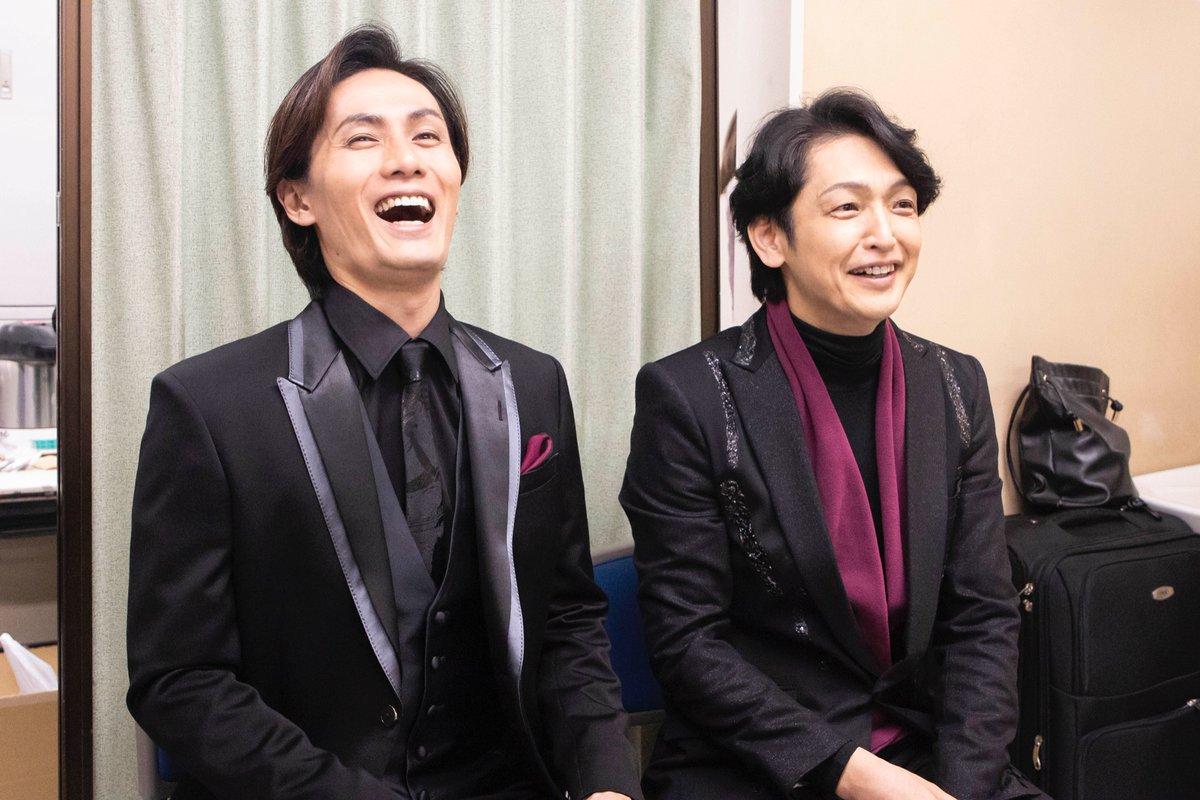 グリブラ オフショット加藤和樹 さんと 岡田浩暉 さんの取材のご様子 こちらのインタビューの模様は4