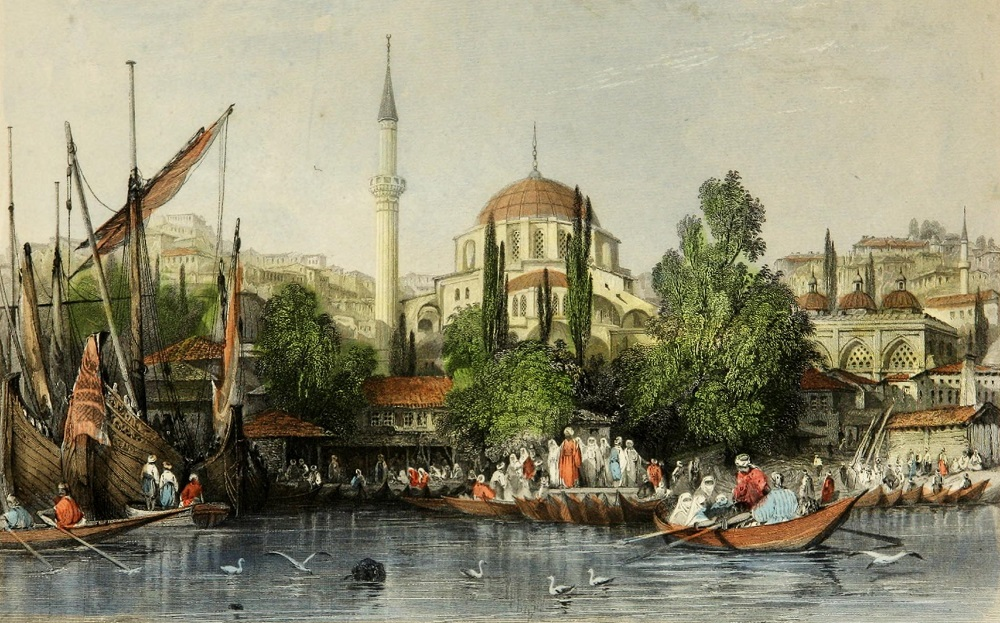 Tophane, Istanbul, 1838