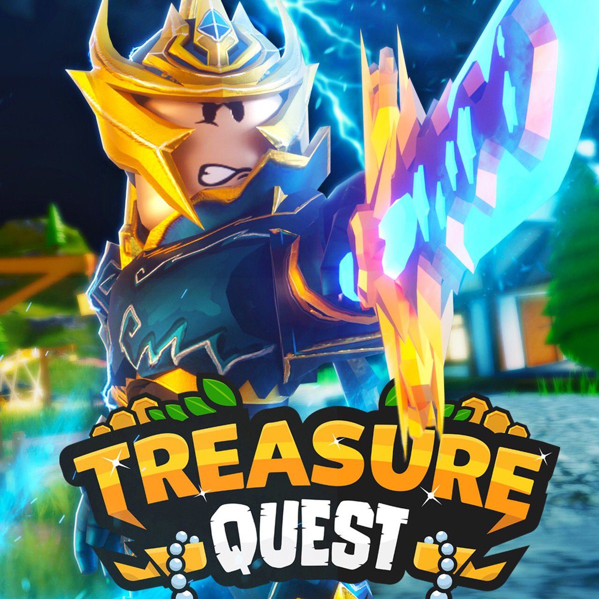 I5k On Twitter Icon Commission For Nosniyrblx S Treasure Quest