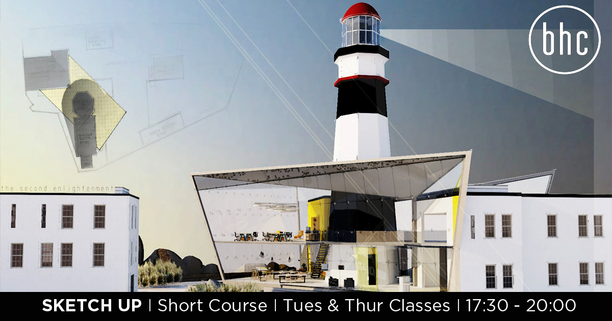 SketchUp is an introductory course focusing on concepts and methods of 3D modelling – In completion students will be awarded a Certificate of Competence and four (4) CPD points @setonescudero #sketchup #shortcourse https://t.co/tmpWQL5xQv