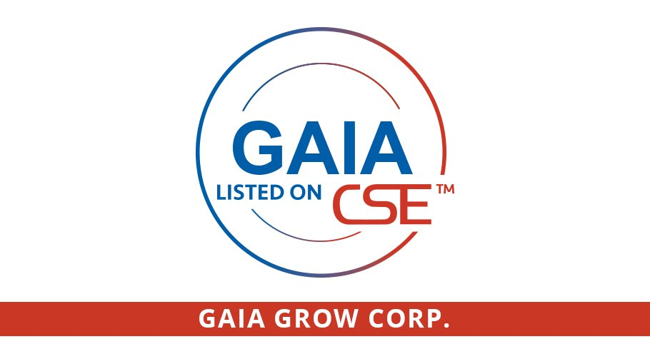 "CSE on Twitter: ""The CSE welcomes Gaia Grow Corp. (CSE:GAIA) to ..."