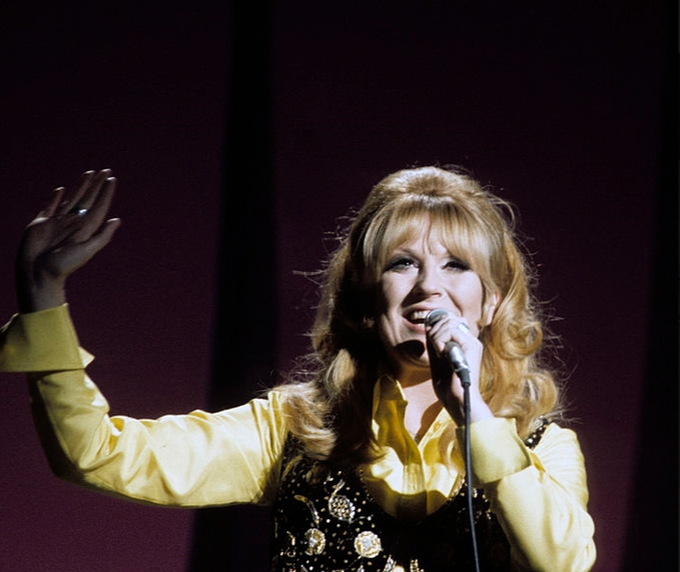 Dusty Springfield was born on this day (16 April) in 1939. Happy birthday Dusty!