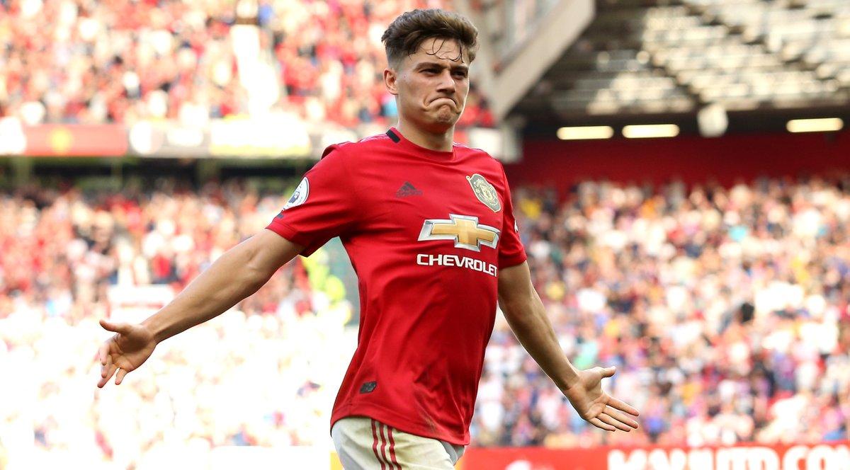 ⚡️ @Daniel_James_97 in 2019/20 so far:   4️⃣ goals 7️⃣ assists https://t.co/k7PCYoJ1ur