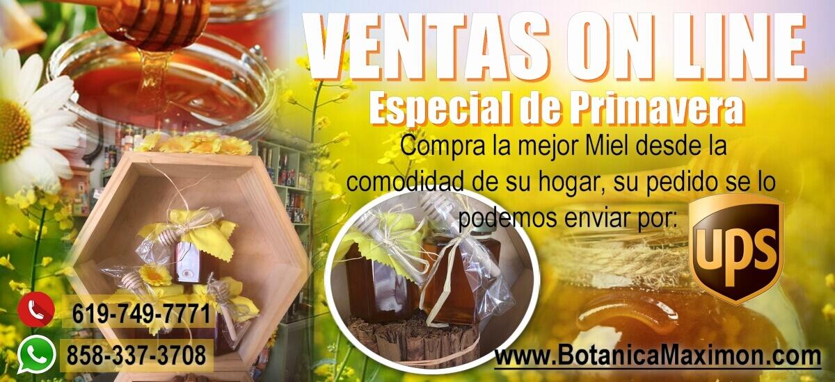 En primavera precios especiales, haz tu compra online y se lo enviamos por UPS. https://t.co/GJWxB4hVt8 ☎: (619) 749-7771  #botanica #maximon #elcajon #california #hierbas #flores #religiosos #castolicos #cristianos #budistas #hiundistas  #temedicinal https://t.co/J2PH8i5LTL