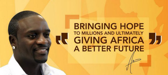 Happy Happy Birthday, Akon!!!    Thank you for being a powerful Afrikan!