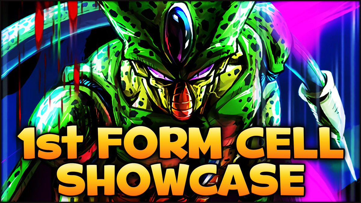 Goresh On Twitter Dragon Ball Legends Underrated Or Actually Just Bad First Form Cell Pvp Showcase Https T Co 4r1ceq29qp
