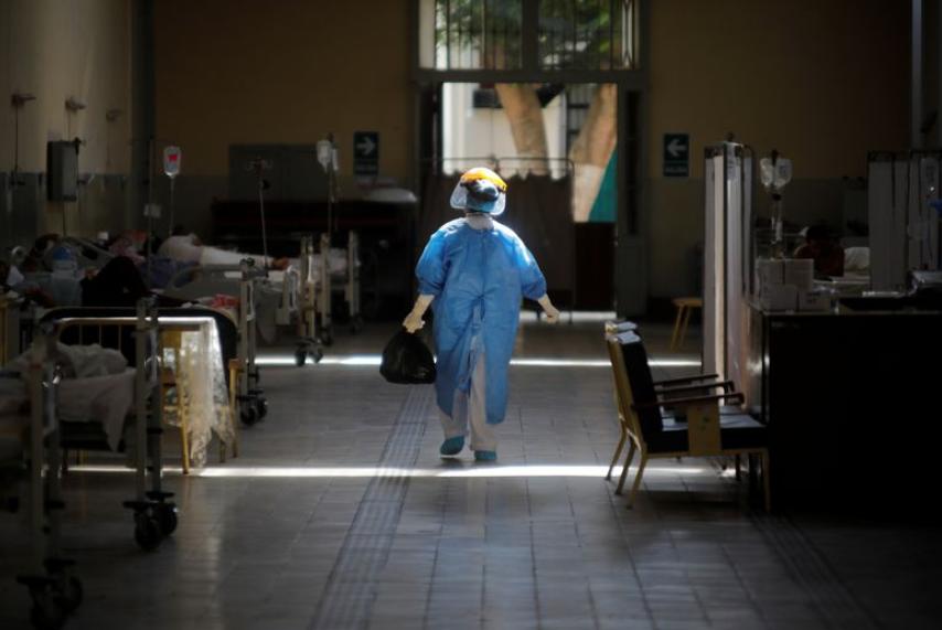 30 mil muertos en Estados Unidos ha cobrado la pandemia del COVID-19