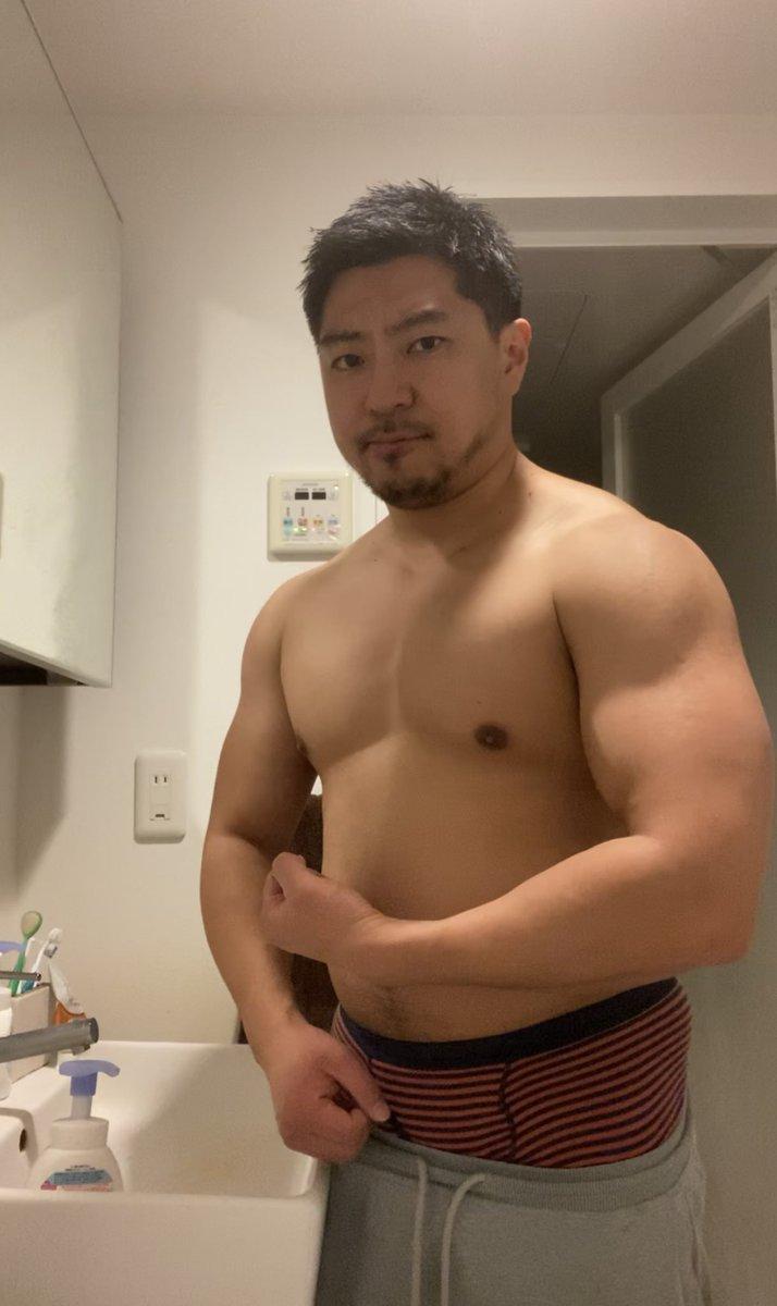 拓司 筋肉 伊沢