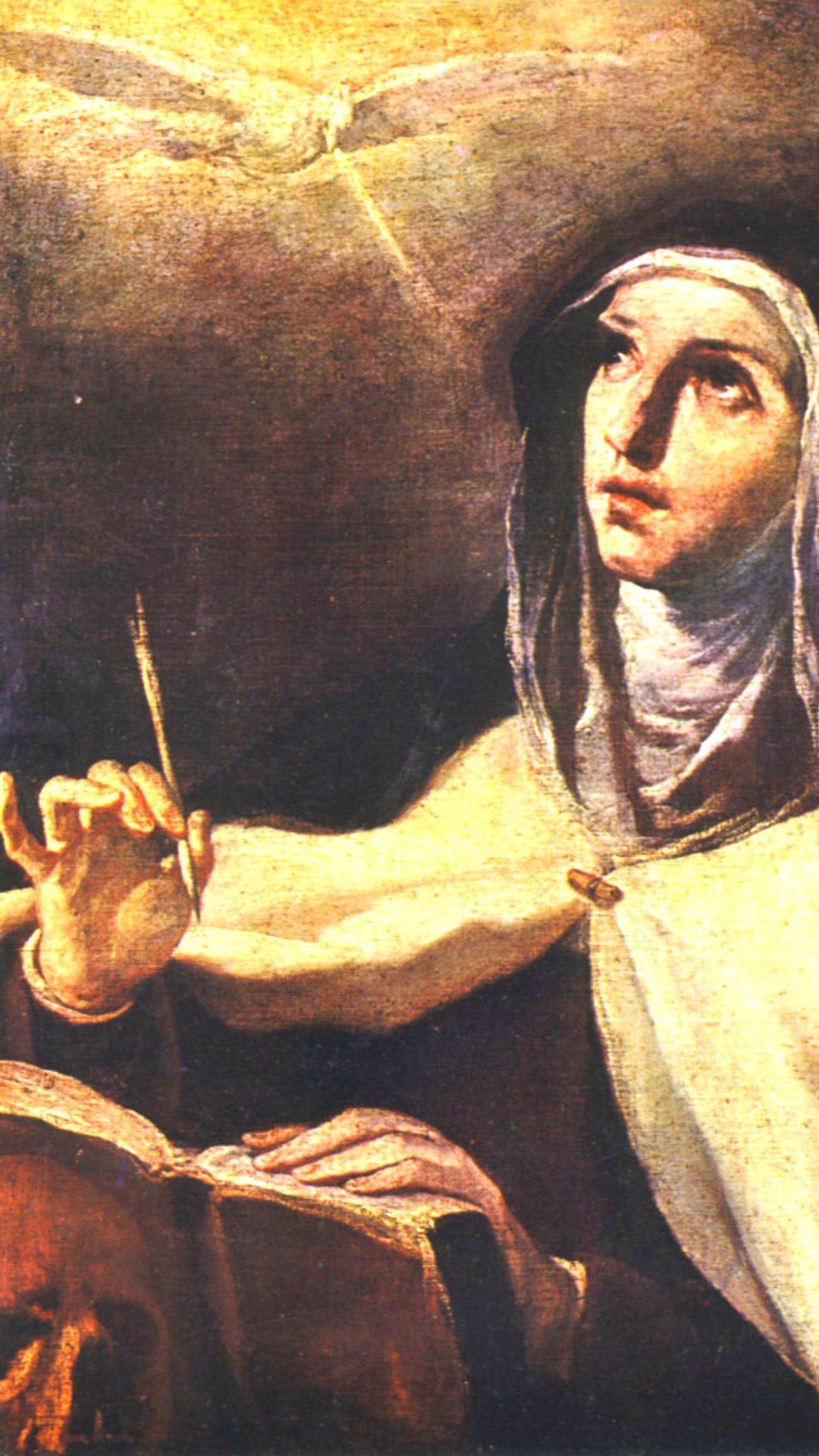 Santa Teresa de Ávila para celular