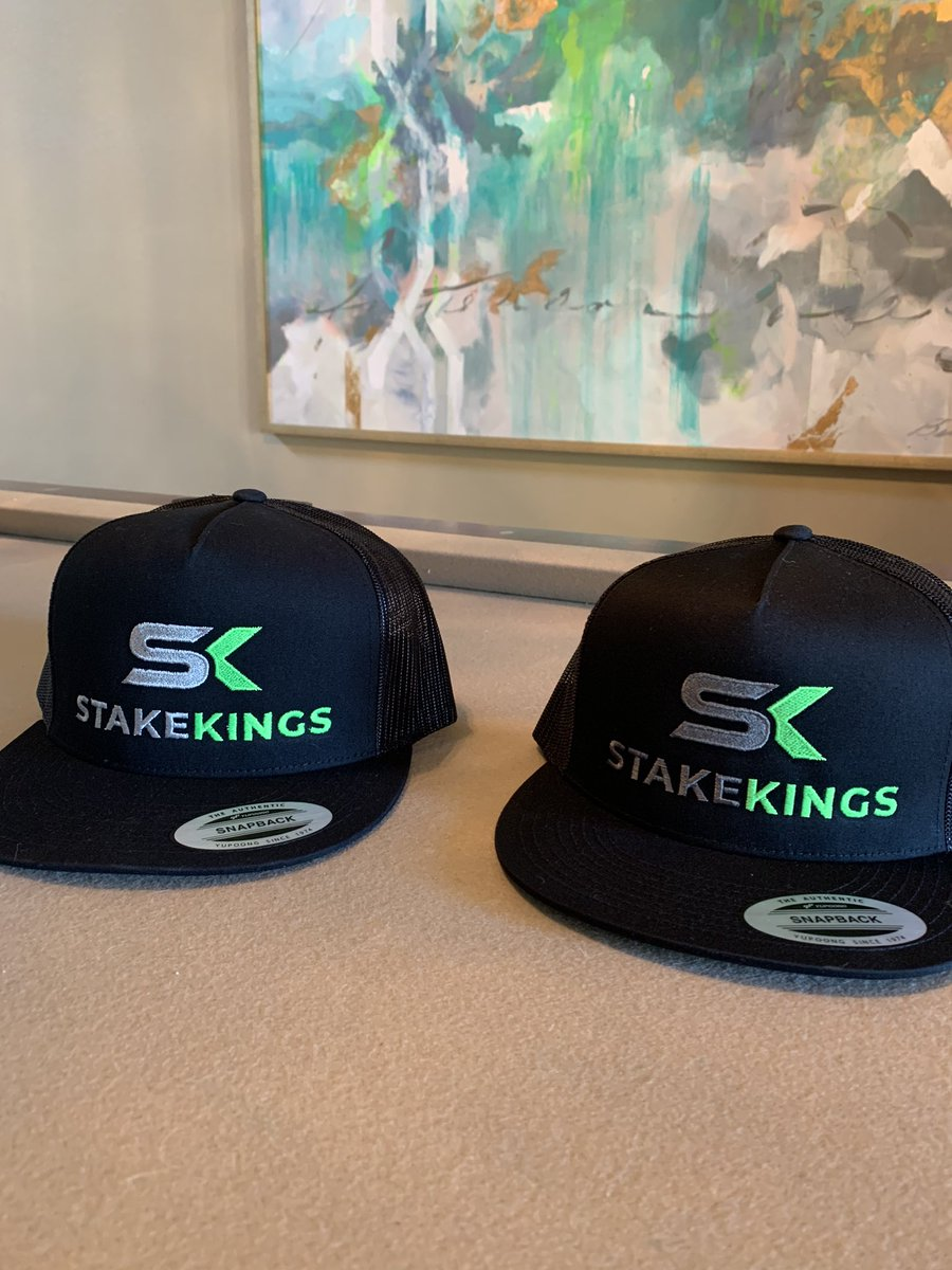@jaimestaples Just let us know in our StakeKings.com live chat where to send them :)