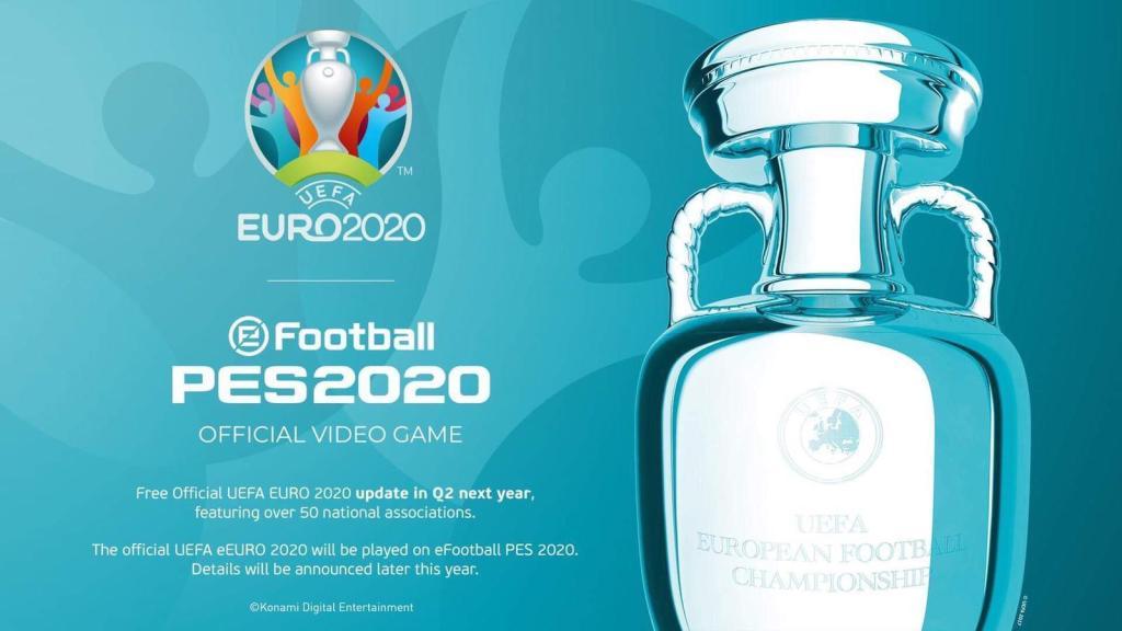 PES 2020 UEFA Euro