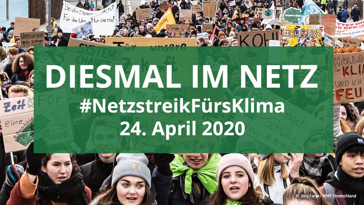 #NetzstreikFürsKlima
