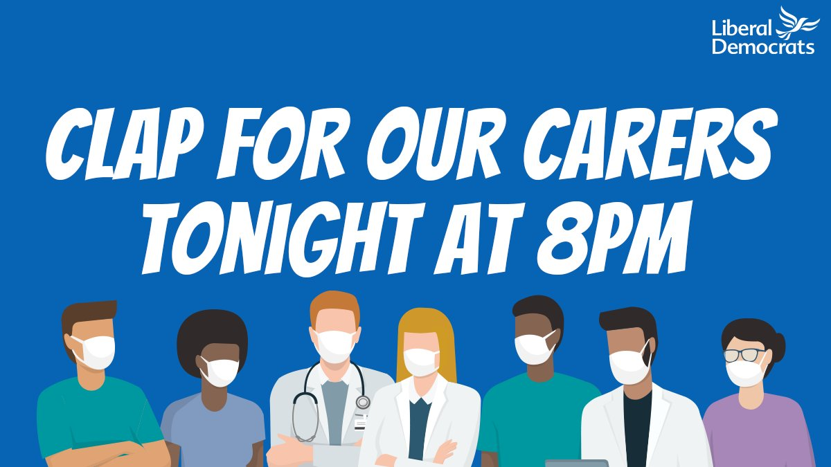👏Thank you to all those who are keeping us safe throughout this pandemic👏 #ClapforKeyWorkers #ClapforNHS #ClapForCarers