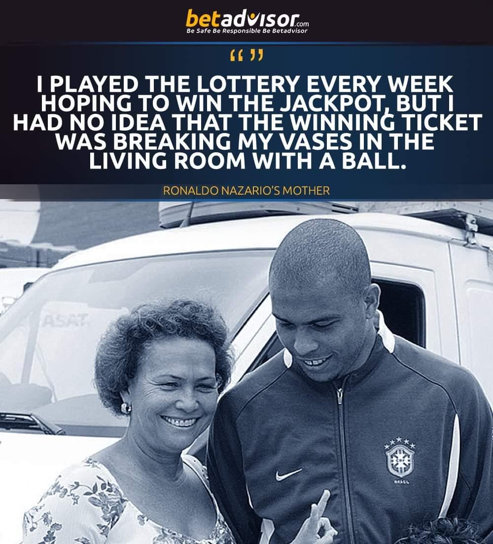 Legendary. ⚽️😅  . . . .  #betadvisor #football #soccer #sport #tips #legend #ronaldo #fenomeno https://t.co/jy78keSr4S