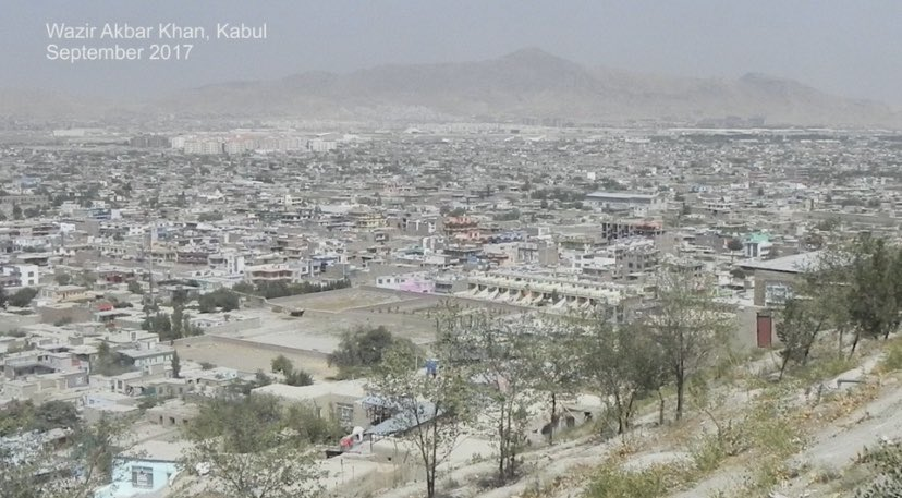 Wazir Akbar Khan Kabul Afghanistan