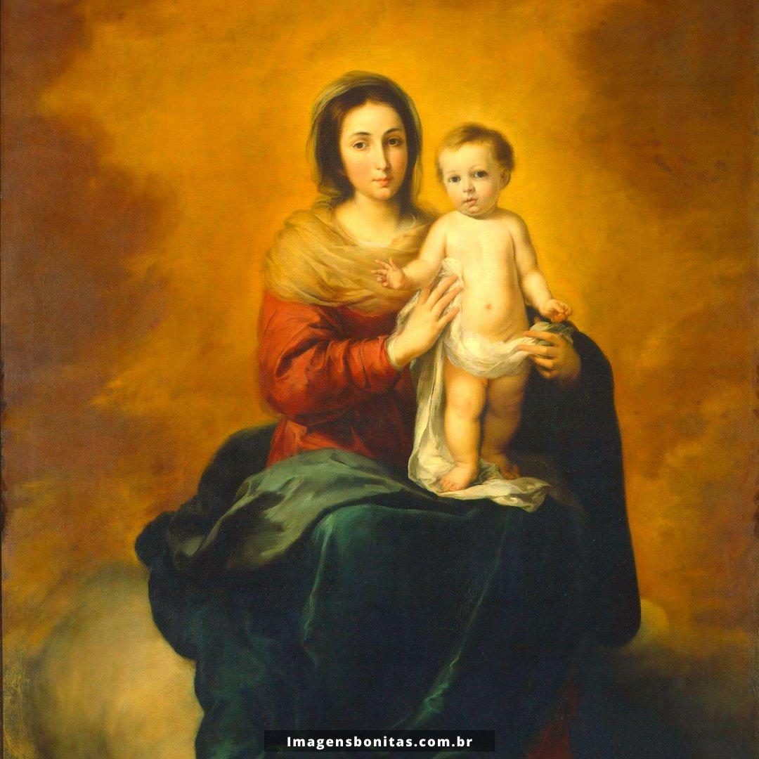 Virgem Maria com o Menino Jesus