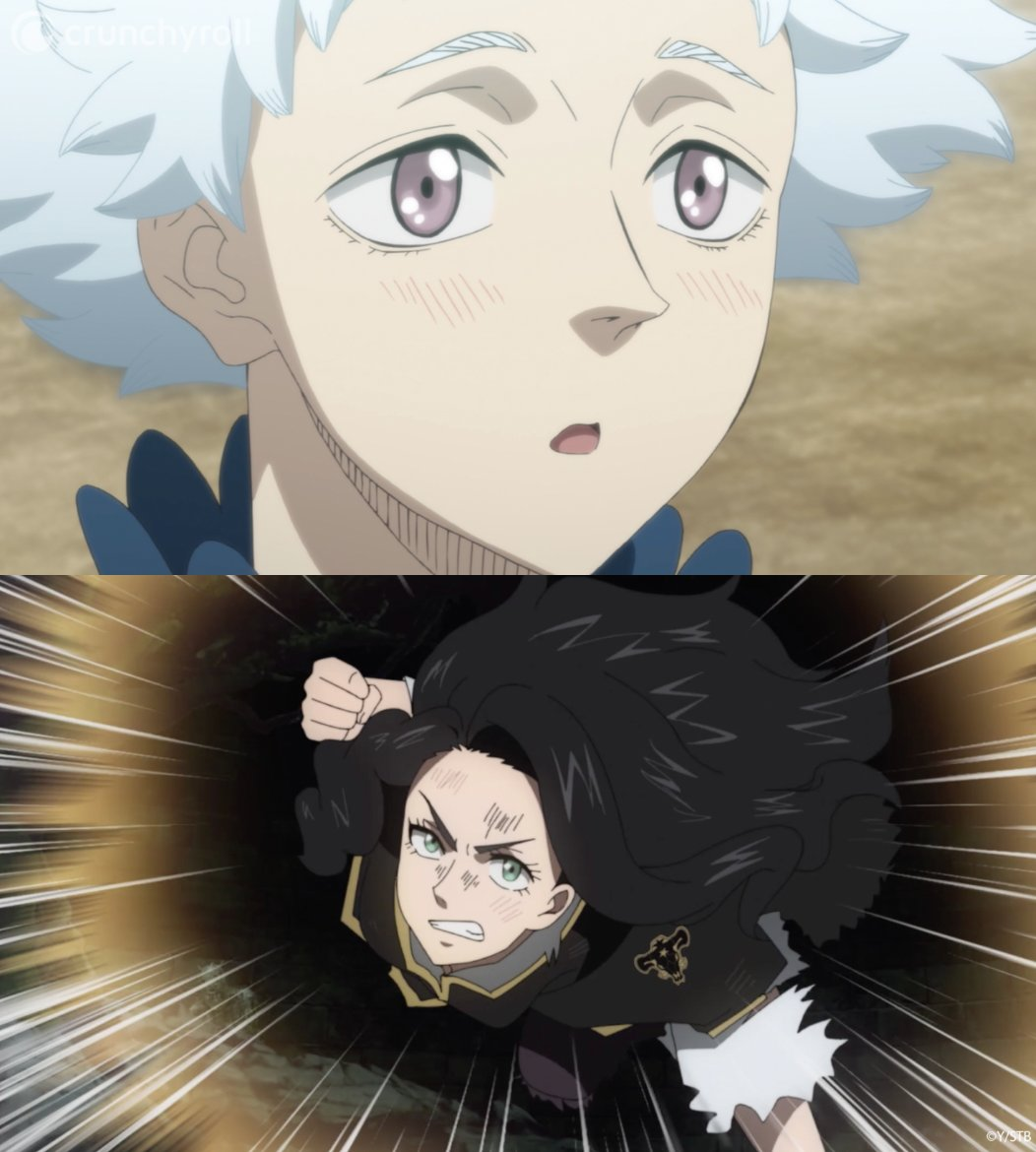 Black Clover On Twitter Rill Can T Stop Thinking About Charmy