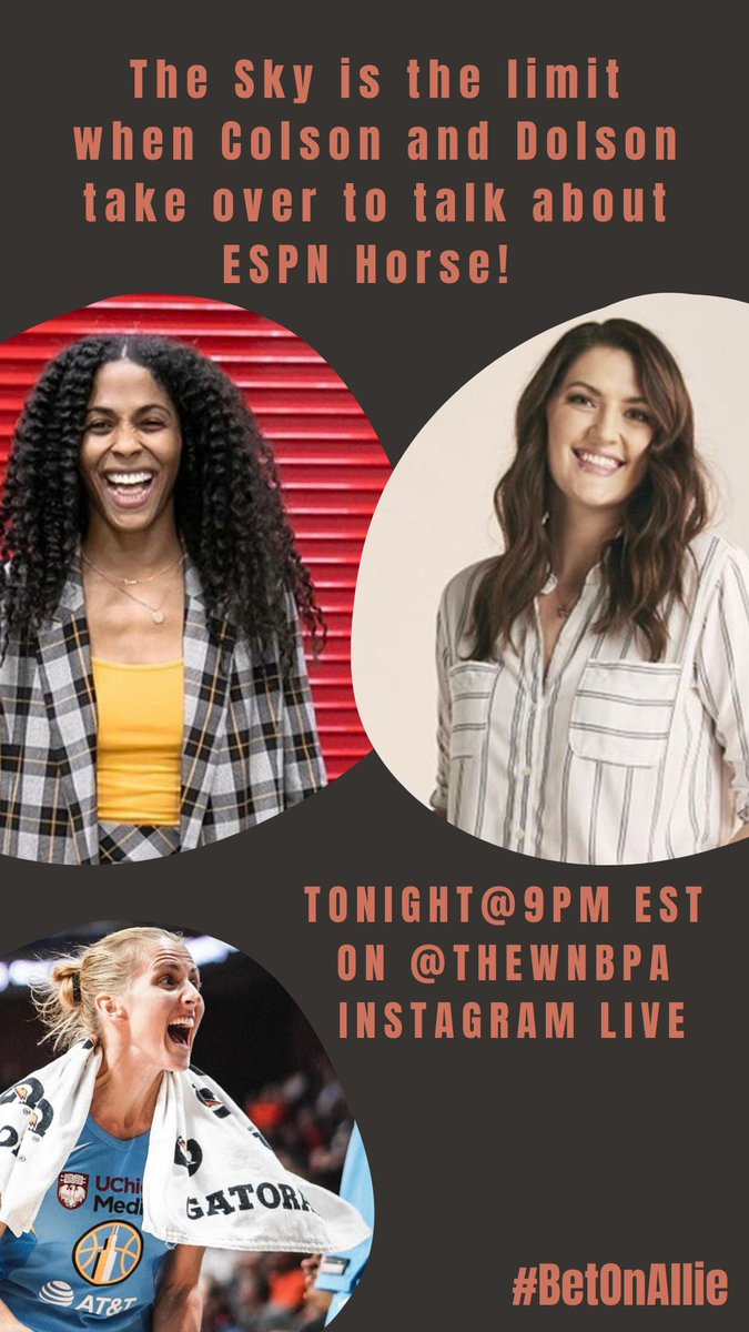 Check out our Instagram for live coverage of the ESPN horse championships tonight with @bigmamastef and @SydJColson https://t.co/AAhmQQrB1x https://t.co/d7pREWodeG