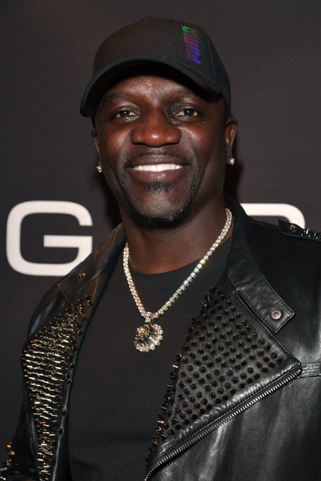 Happy 47th Birthday to Akon