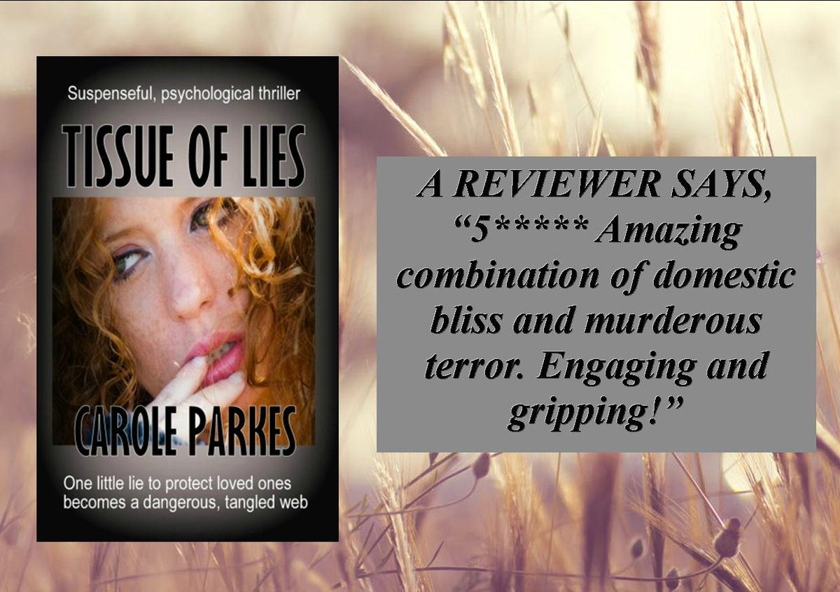 """<br>http://pic.twitter.com/hyz1WkQVN0 """"Throughout the book I could feel the author's enthusiasm and passion for her characters. It was contagious; hence, I swept through the book, from cover to cover, in less than a day.""""  http:// myBook.to/TOL     #MysteryDrama #PsychologicalThriller"""