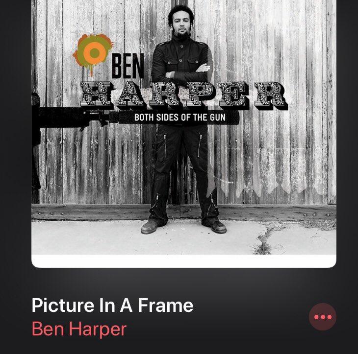 @ThatEricAlper Picture In A Frame @BenHarper