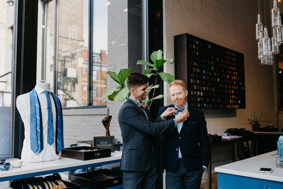 #tbt to spending the day with our friends @thetiebar in Chicago