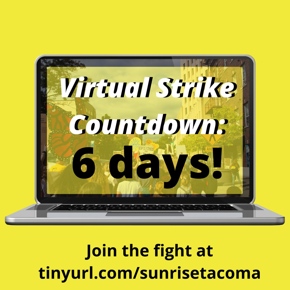 6️⃣❗️days away folks! Register here: tinyurl.com/sunrisetacoma