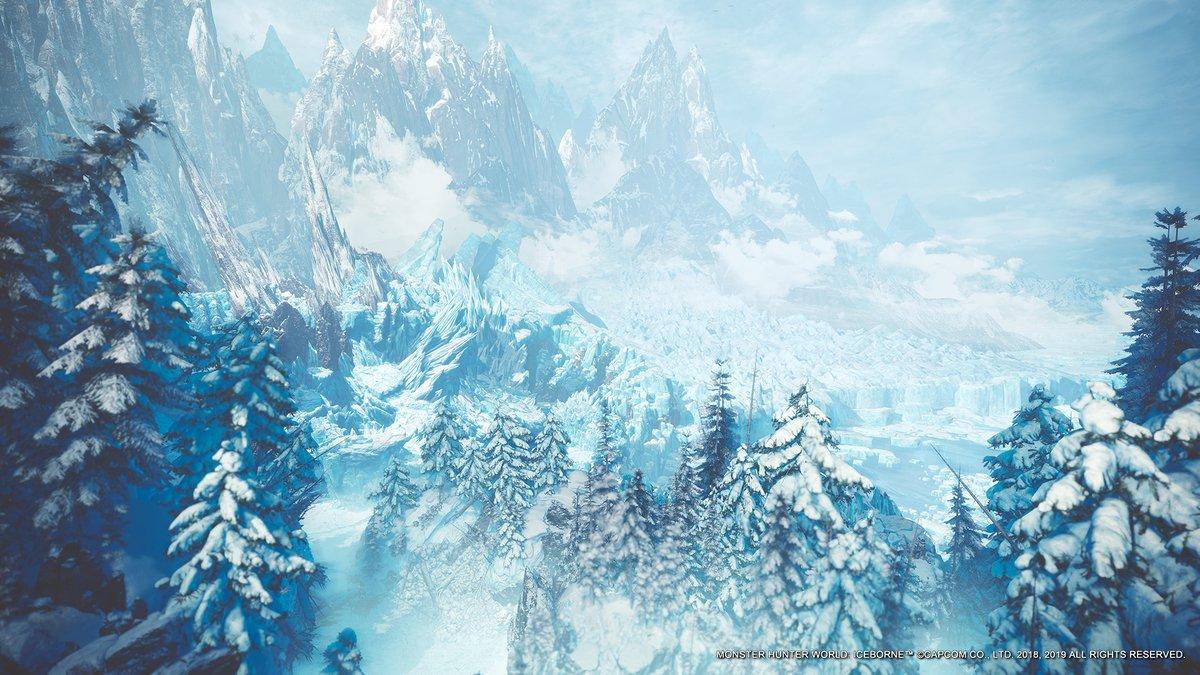 アイス ボーン ワールド モンスターハンター