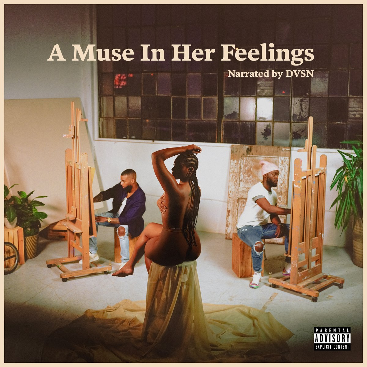 "Our Album ""A Muse in Her Feelings"" OUT NOW! ➗ https://t.co/7hmL1X2PWC https://t.co/TfaqtETDUe"