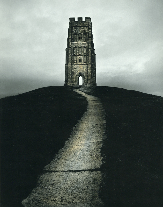 Thanks for the likes for Peters Chanctonbury Ring photo.... here is one of Glastonbury Tor from a little while ago, taken in very low light. One for you @wildlifetor ! #glastonbury #ancientsites #glastonburytor #silvergelatin