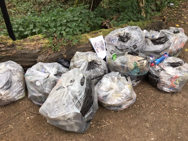 "FYI @cityoflondon a family took time to collect rubbish in Epping Forest which has been overwhelmed lately due to it's' use as a resource 4 exercise during lockdown. Your refuse collector left a note to complain that the bags  were ""too flimsy"",have a word with yourselves,Thanks? https://t.co/lPjC3XvFCK"