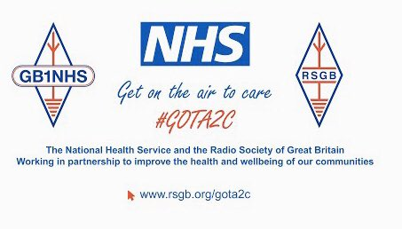 Many thanks indeed to Steve Thomas and Heather Parsons @theRSGB for making #GOTA2C a reality. The campaign will be instrumental in improving the emotional health and well-being of the UK radio communications community. #hamradio https://t.co/FAn5Yfqp2H https://t.co/bbukhNNK0J