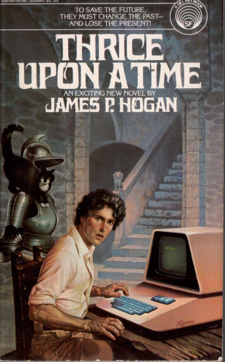 から の ホット ライン 未来 〈猫と彼女と時間SF〉ホーガン『未来からのホットライン』ほか