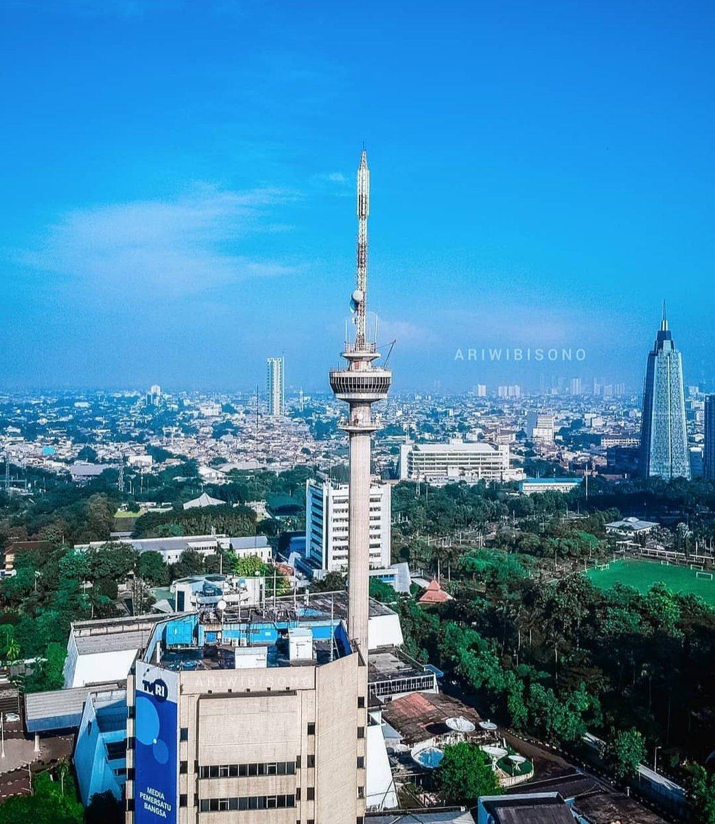 Н——𝗪𝗜𝗞 On Twitter 15 Menara Tvri 1976 1977 Senayan Jakarta Pusat Yodya Karya Rbw Signifikansi Struktur Tertinggi Di Indonesia Yang Mengalahkan Ketinggian Tugu Monas Pada Masa Itu Ketinggian Total 147 5