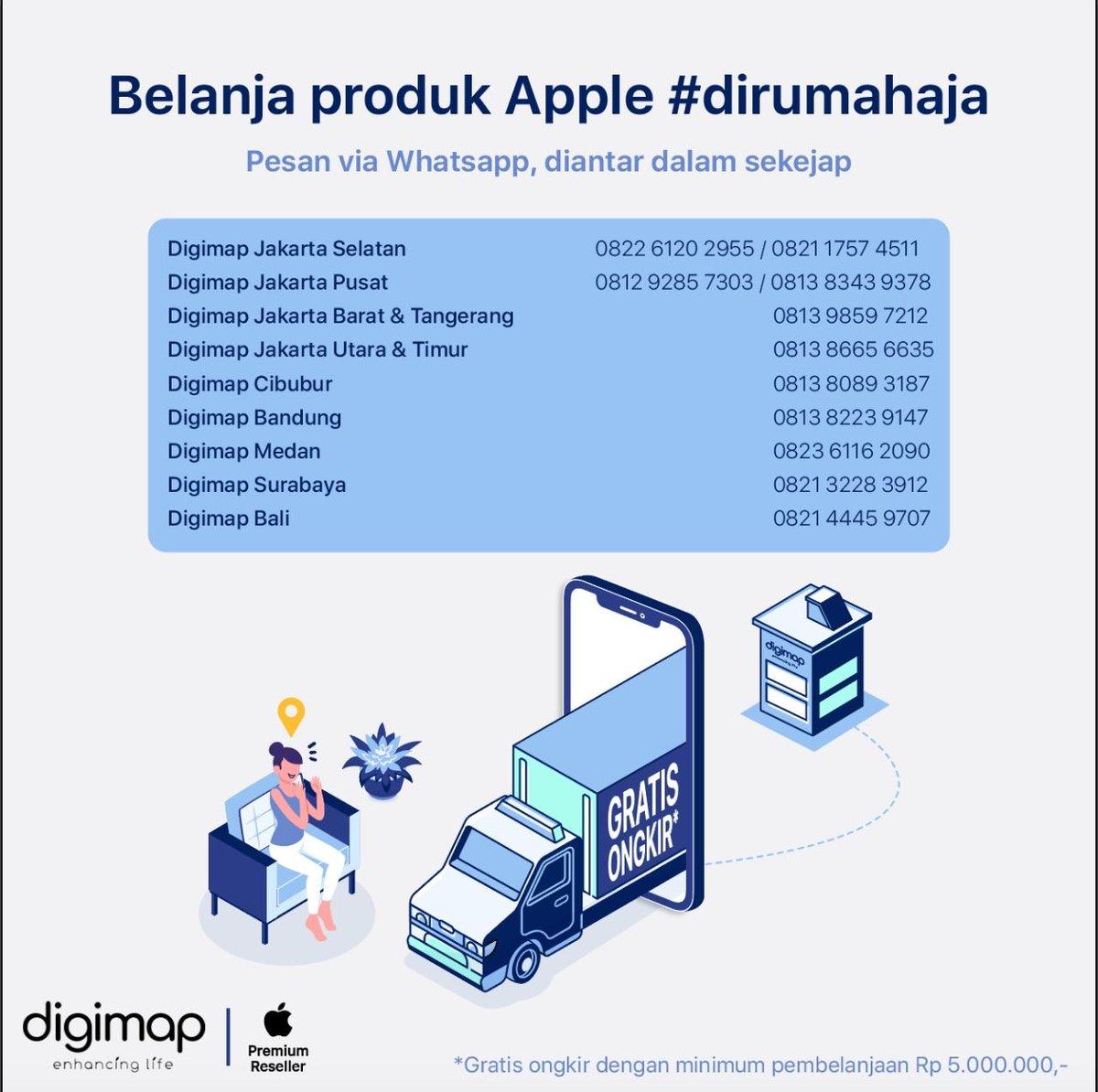 Digimap Apple Premium Reseller Digimap Id Twitter
