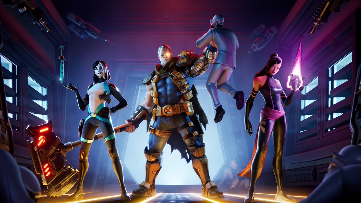 Firemonkey Fortnite Intel On Twitter New News Feed Icons We Already Know What They Are About But Maybe You Need A New Wallpaper Enjoy