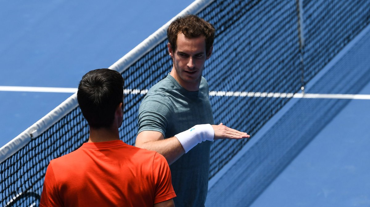 Who's excited for a rather different encounter between @DjokerNole and @andy_murray today on their IG live (7pm CEST)?😃🙋♂️🙋♀️ What would you ask them? #TeamHEAD https://t.co/8dV1M65Zru