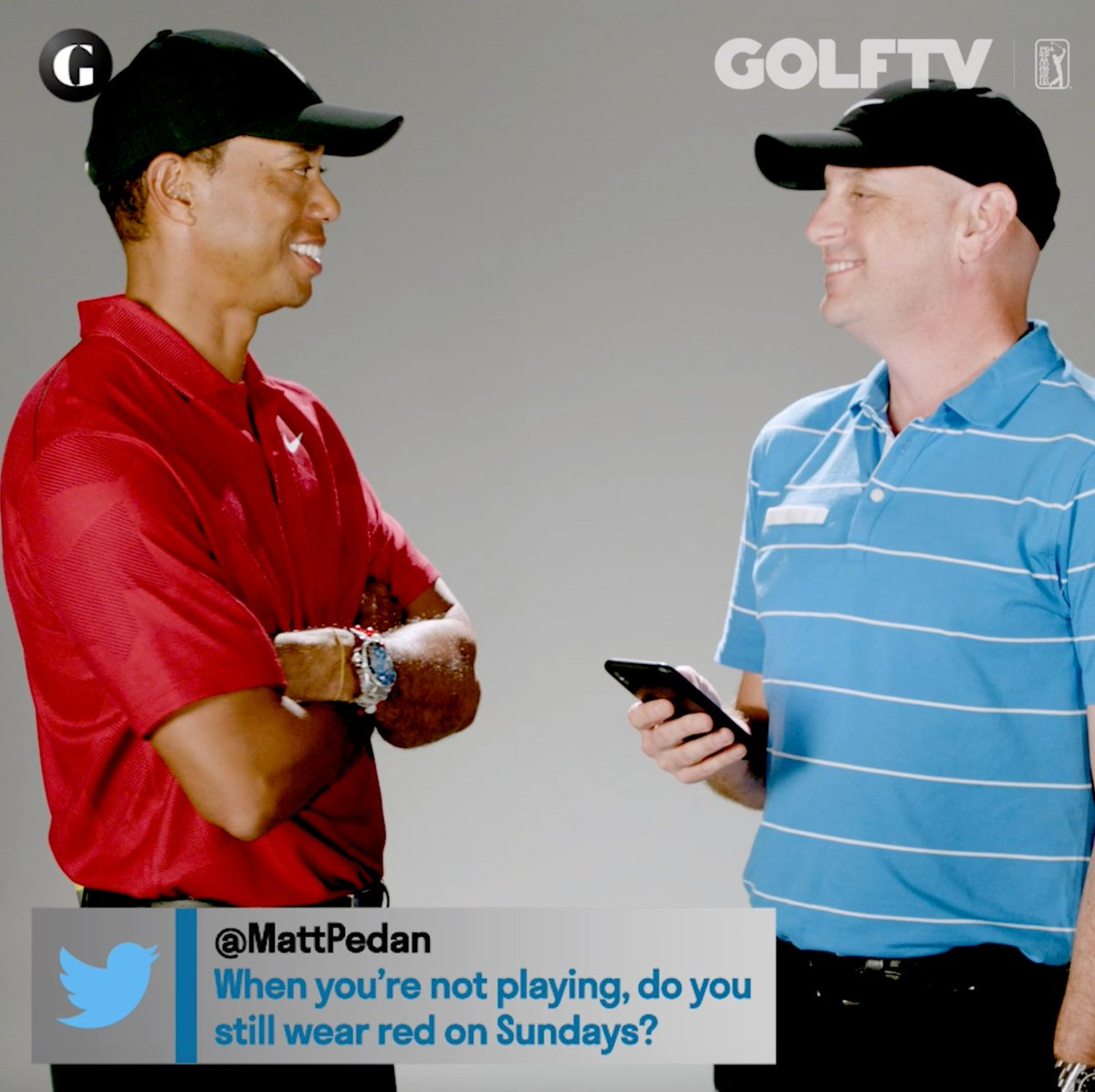 Hoping to answer more of your questions soon. In the meantime, here's another #AskTiger episode.