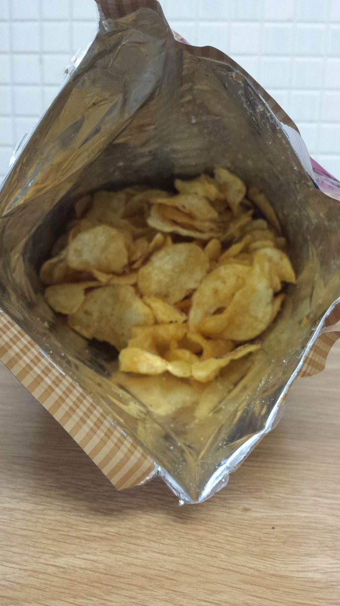 Todays #workingfromhome snack is - Smoked Bacon Crisp by @brownbagcrisps - Thirsty Thursday says 'amazingly delicious Crisps,  Gluten Free too. Get these Crisps, amazing' #crisps #WorkingFromHomeLife #WorkFromHome #glutenfree #food #foodie #snacks https://t.co/8F8a8XiRfD