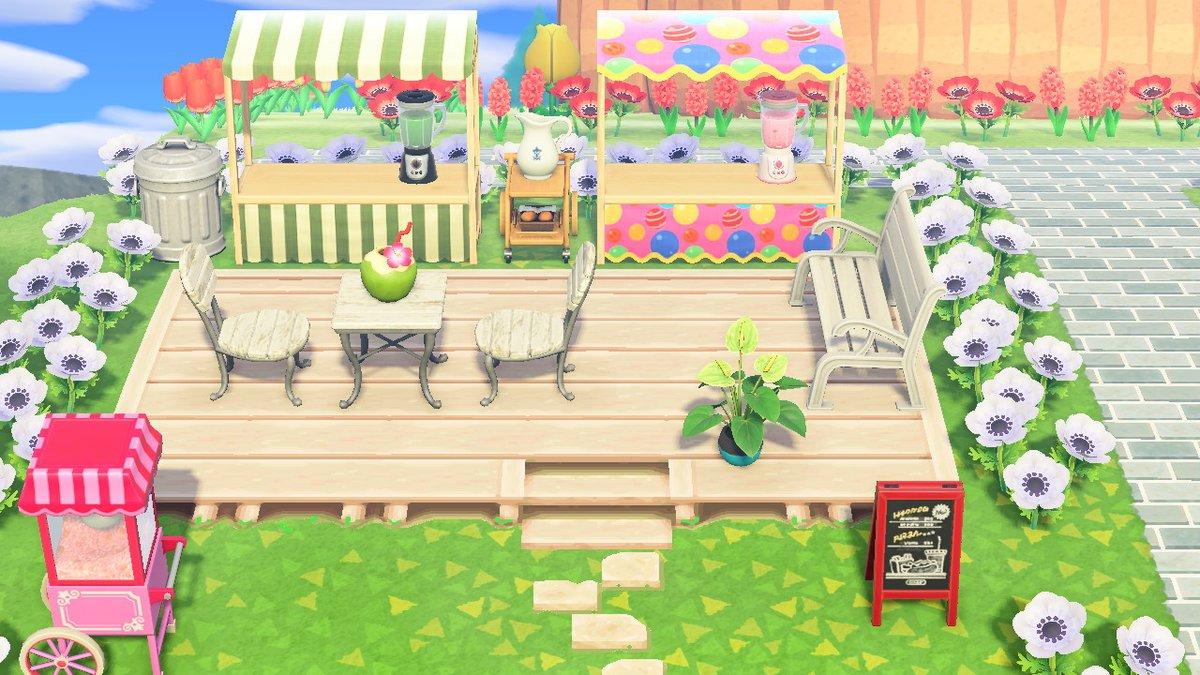 マイデザイン ウッドテラス あつ森 【あつ森】人気の床マイデザインIDまとめ!ウッドデッキや畳や竹の和風な床も!