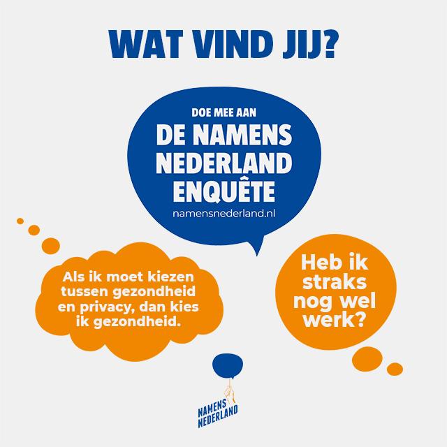 Laat je horen! Gaat een Corona-app ons helpen bij het oplossen van de crisis? En wanneer mogen kinderen volgens jou weer naar school? Vul vandaag nog de Namens Nederland Enquête in op https://t.co/hela2tGQYM. Jouw mening telt! #namensnederland https://t.co/iuI3yf9SrE