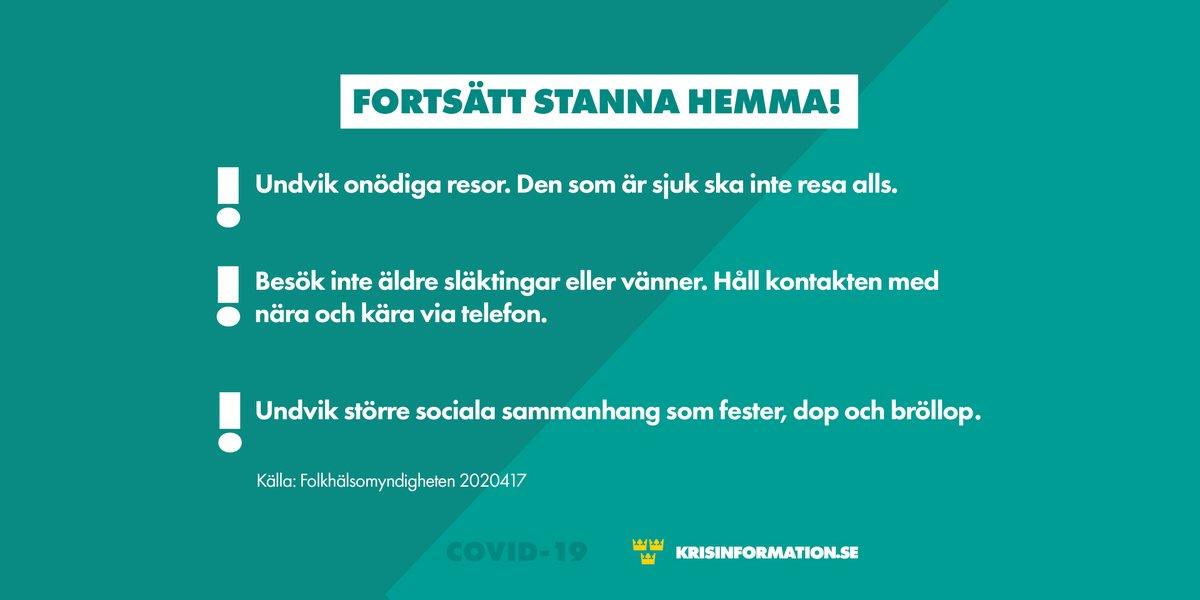 Krisinformation.se (@krisinformation) | Twitter