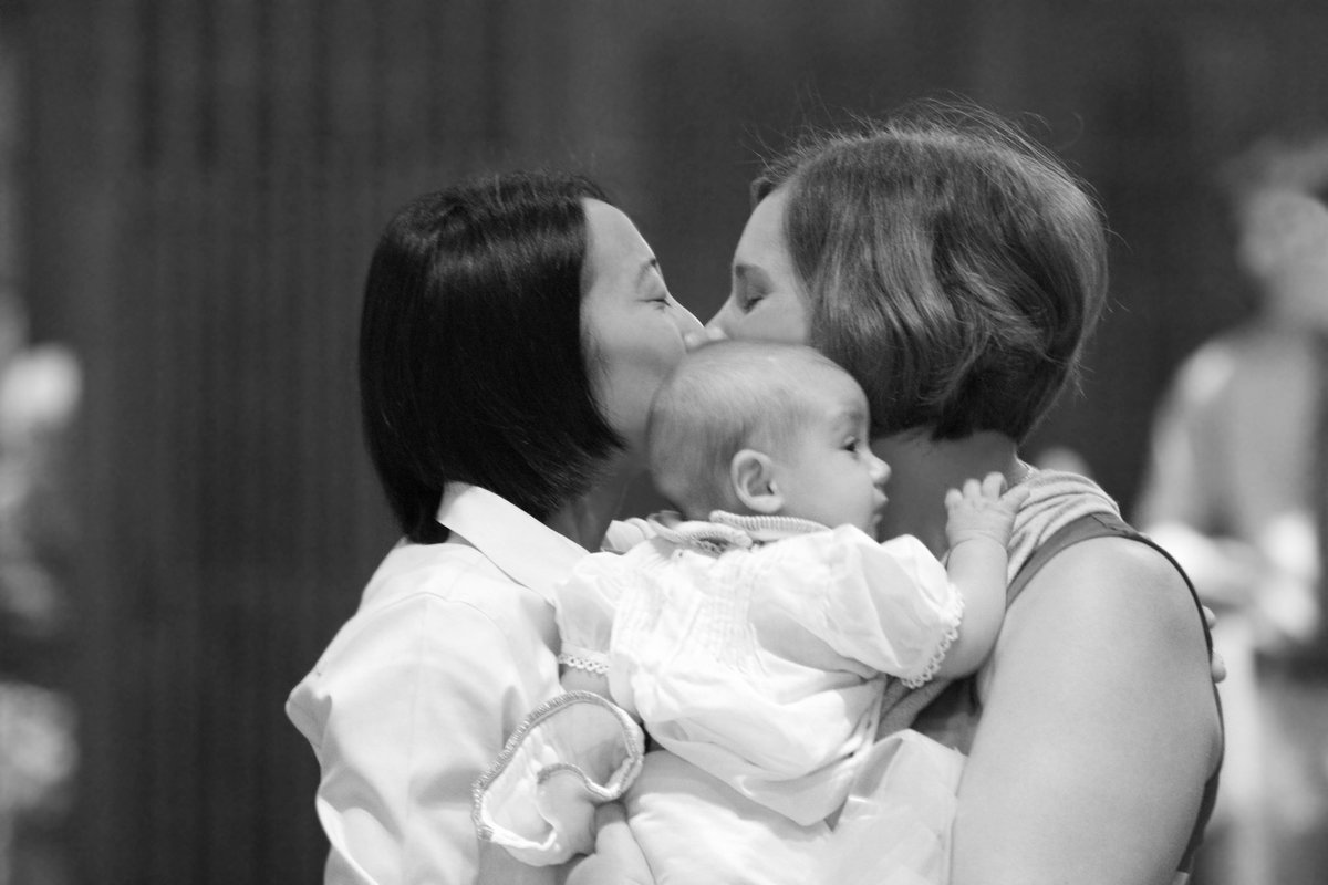 Family building for lgbt couples