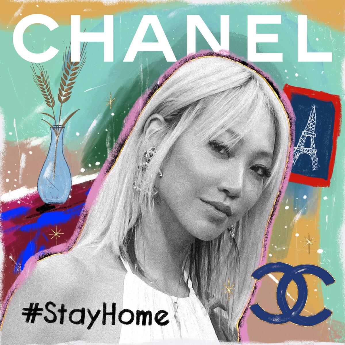 House ambassador Soo Joo Park shares her musical selection for CHANEL on Apple Music.  https://t.co/FF2N7BSKIQ  #TheSoundofCHANEL  @AppleMusic https://t.co/1LtjaOiZ4E