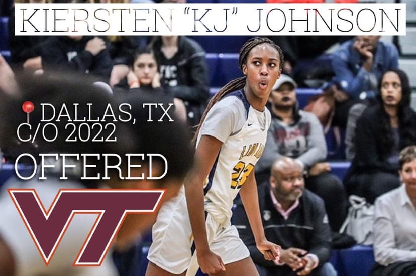 Blessed to receive an offer from Virginia Tech 🧡 @LadyDriveNation @GrindHouseBB @HollyKay2141 @HokiesWBB https://t.co/AW1rG73hAS