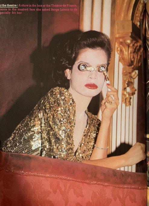 Happy Birthday Bianca Jagger