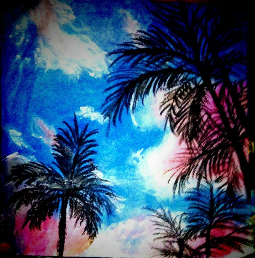 Landscape  art by me  @Sasta24 @Lochness4000  @Janice8302 @GlobetrotterAve  #oilpastel #paintingpic.twitter.com/bX2g0LmZX5